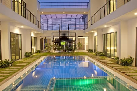 NA Boutique Hotel and Apartment 2 - Krong Preah Sihanouk - Lejlighed
