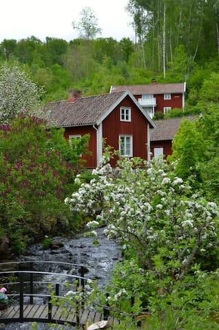 Charmigt 1700-tals hus - Gränna