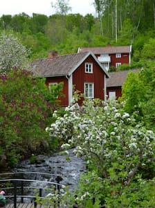 Charmigt 1700-tals hus - Gränna - Dům