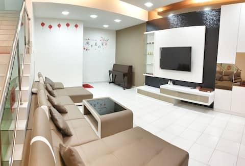 Top 1 Kulai JB Super New Homestay JPO Bukit Indah