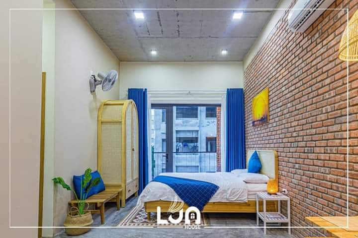 Apartment with balcony-near beach & center city(2)