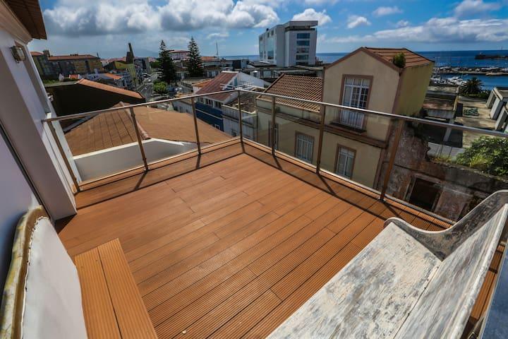 apartamento portas do mar - Ponta Delgada - Apartment