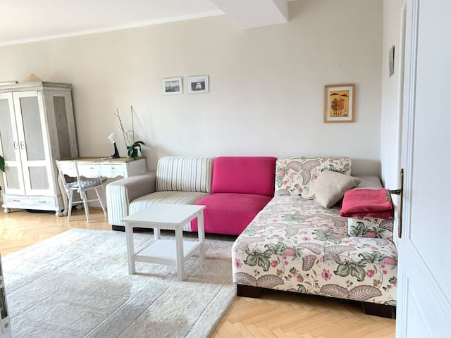 LOVELY COZY APARTMENT, WITH EASY ACCESS TO CENTRE