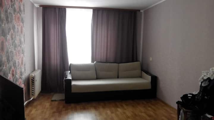 Comfortable flat in Ekaterinburg, World Cup 2018