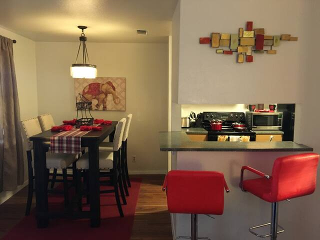 2 bedroom Red - New Braunfels - Wohnung