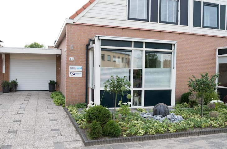 Modern  residence near Alkmaar, Haarlem, the beach - Heiloo - Дом