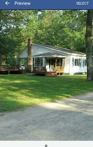 A  Getaway In The Thumb Of Michigan - Port Austin - Zomerhuis/Cottage