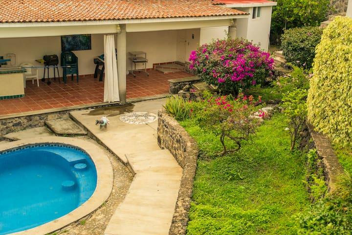 La Casa de los Abuelos - Cuernavaca - Apartamento