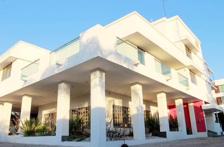 Suite privada cerca de zona Angelópolis Puebla V