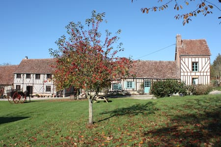 Farmhouse Pays d'Auge Calvados - Saint-Pierre-sur-Dives