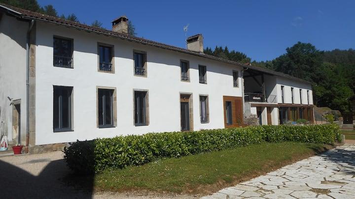 la maison du magnolia