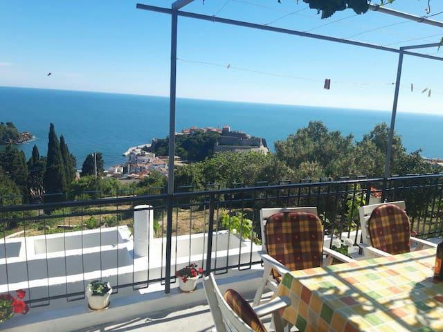 Panoramic views from Apartment Djakonovic Mladen