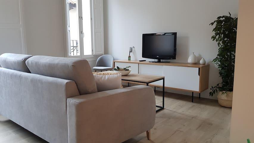 Apartamento en pleno centro de Teruel con garaje