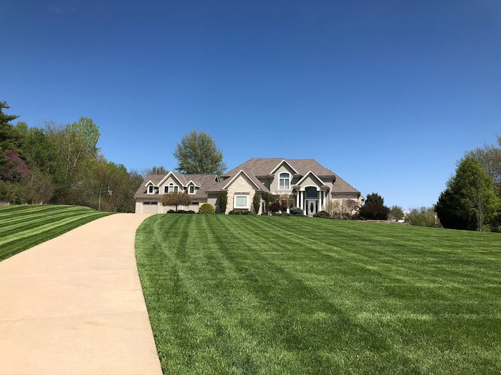 Paradise in the Midwest