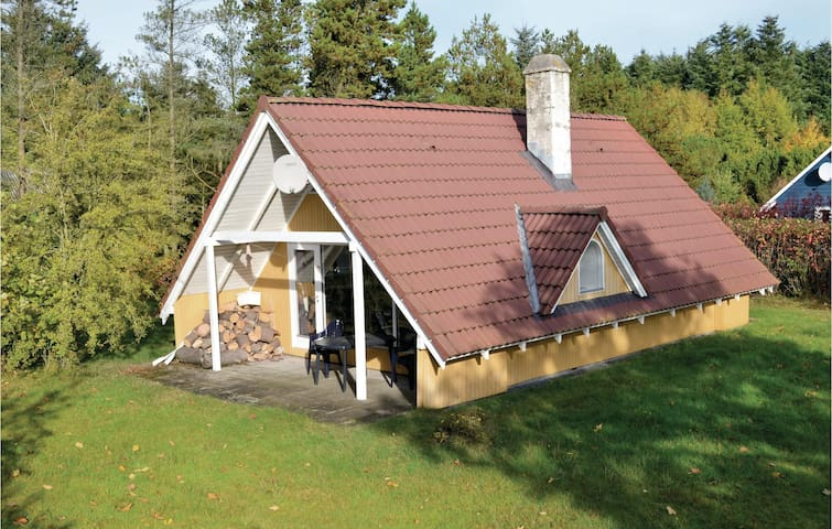 Holiday cottage with 2 bedrooms on 54m² in Hemmet