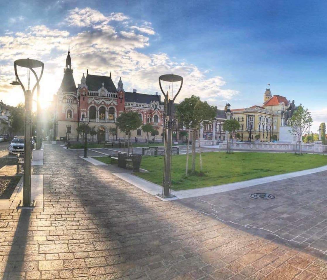 Oradea City Centre