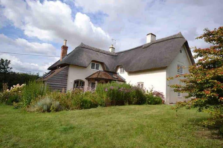 Apple Tree Cottage.