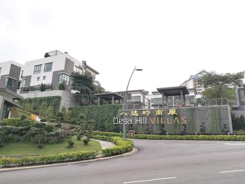 Luxury Villa On The Hill 1 *New*