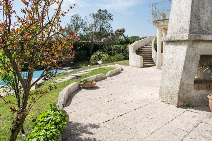 Albarella, Villa Carlotta con piscina privata