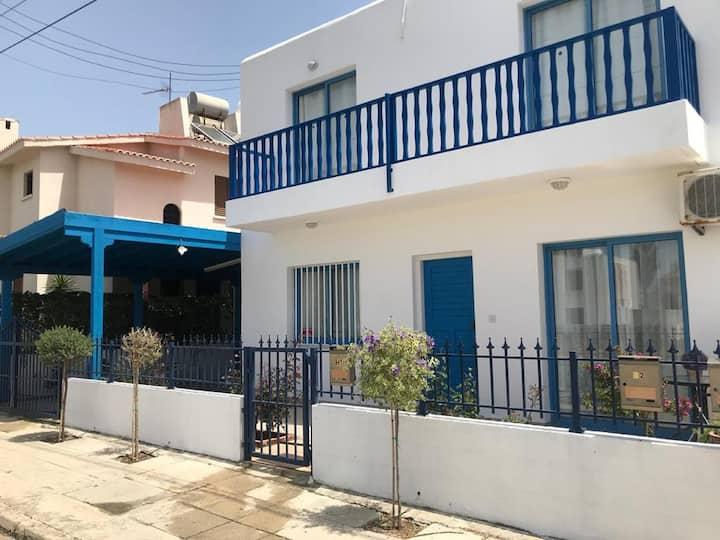 Apartments 600 meters from the sea