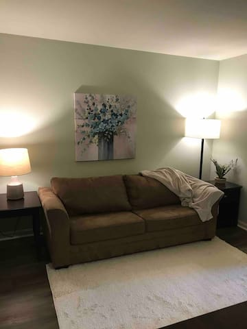 Quiet and Calming Jackson House Apts (405) LR, AR