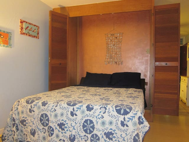 """Surf Suite"", cozy studio apt - Kihei - Appartement"