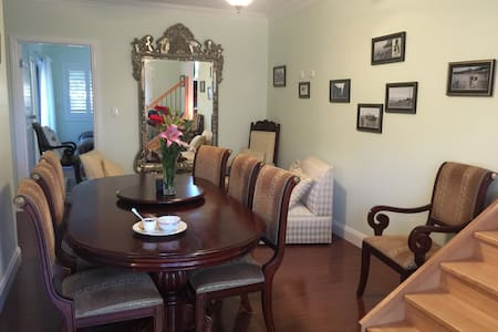 Elegant 2 bed /queen rm avail also - Bed & Breakfast