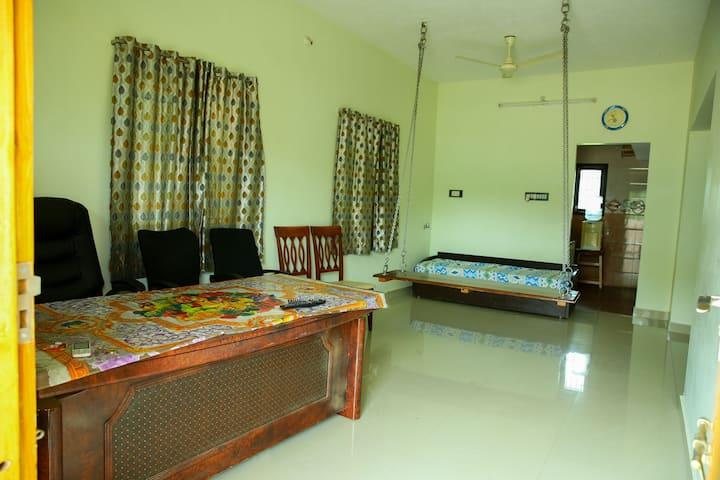 Srirangam serviced apartment