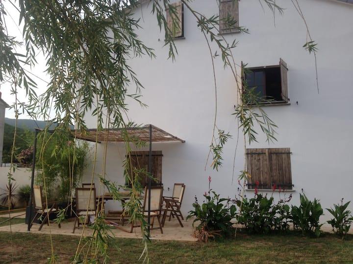 Villa Cap Corse Pietracorbara