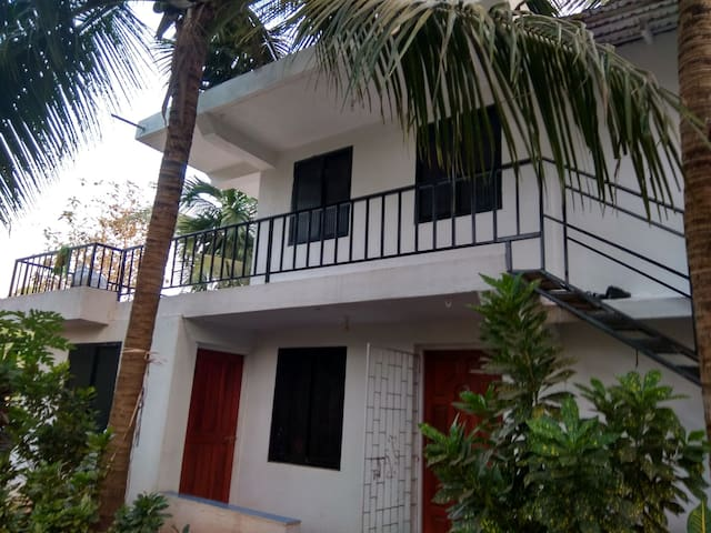 1bhk  home stay in Mandrem, Goa