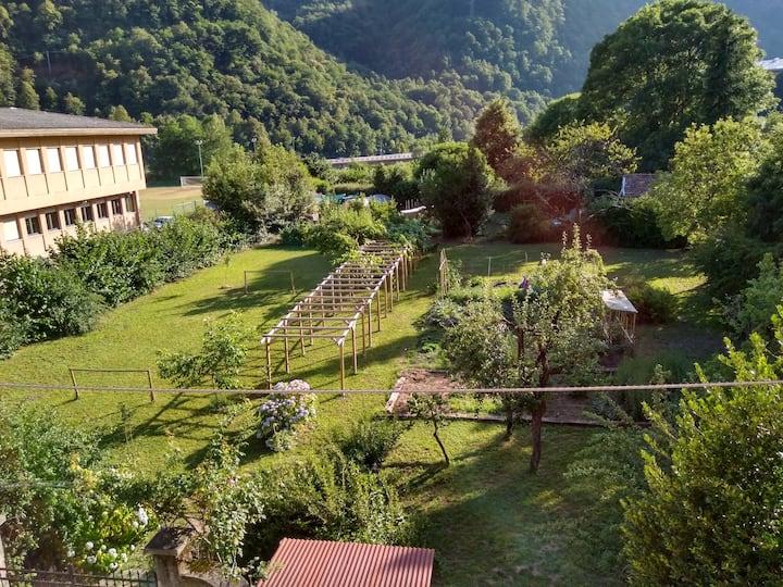 Casa Grande a Varallo