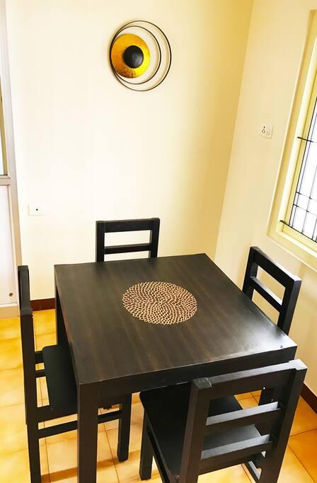 Common Dinning Room