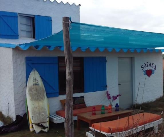 Casa en Cabo Polonio frente al mar. - Cabo Polonio