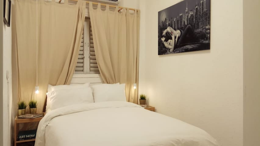 ☺ Moshiko's Boutique guest room