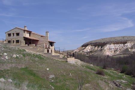 La Tejada del Valle. Entre Pedraza y Navafría. - Torre Val de San Pedro