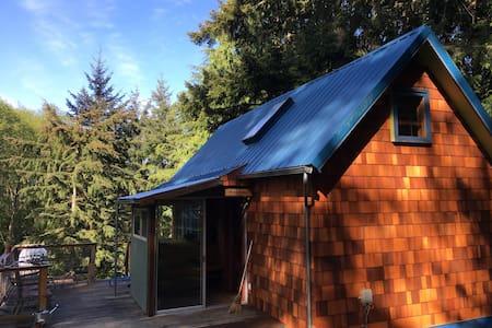 Super private, charming cabin