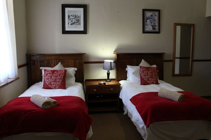 Standard Twin Room - Forelle