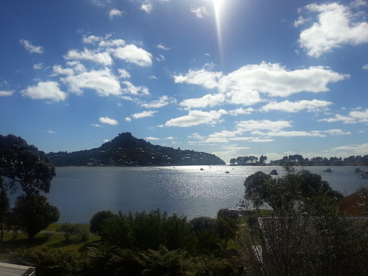 Saltwater Lodge harbourside holiday apartment