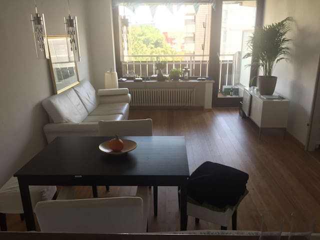 Great Apartment with 2 rooms and a nice balcony - Μόναχο - Διαμέρισμα