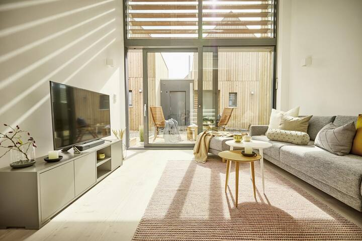 Beachresort mit Meerblick:  The Villas Fehmarn - Gold II