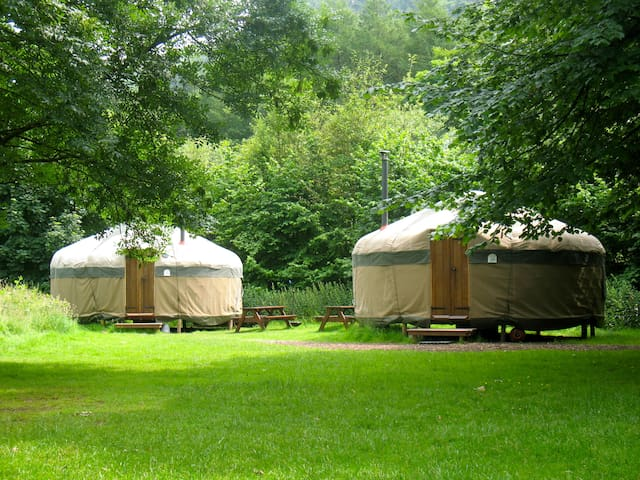 Long Valley Yurts - Great Langdale