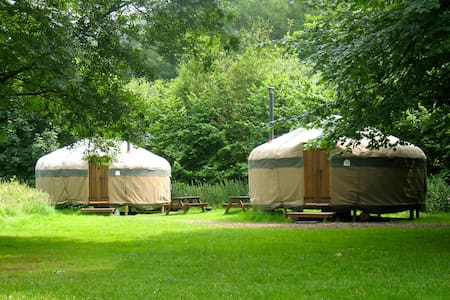 Long Valley Yurts - Great Langdale - Cumbria