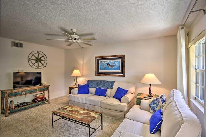 NEW! New Smyrna Beach Home, Steps to Flagler Ave!