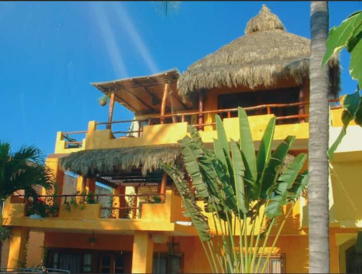 Bungalow Paloma - Casa Salamandra