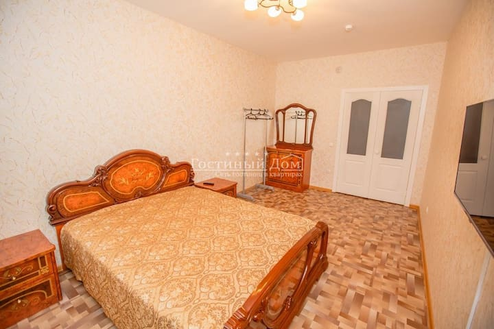 Однокомнатные Апартаменты - Krasnoyarsk - Mobilyalı daire