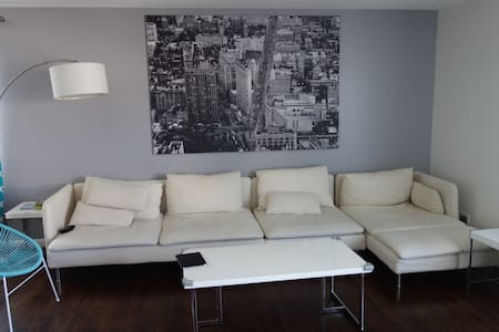 Cozy Apartment close to NYC and Newark Airport - Elizabeth - Huoneisto