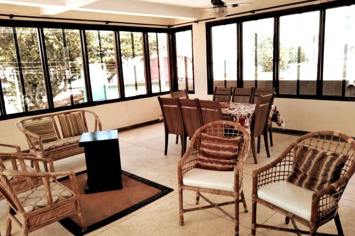 apartment for rent with sea view, Maresias beach