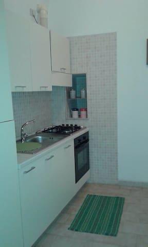 Appartamento in centro storico panoramicissimo - Rodi - อพาร์ทเมนท์