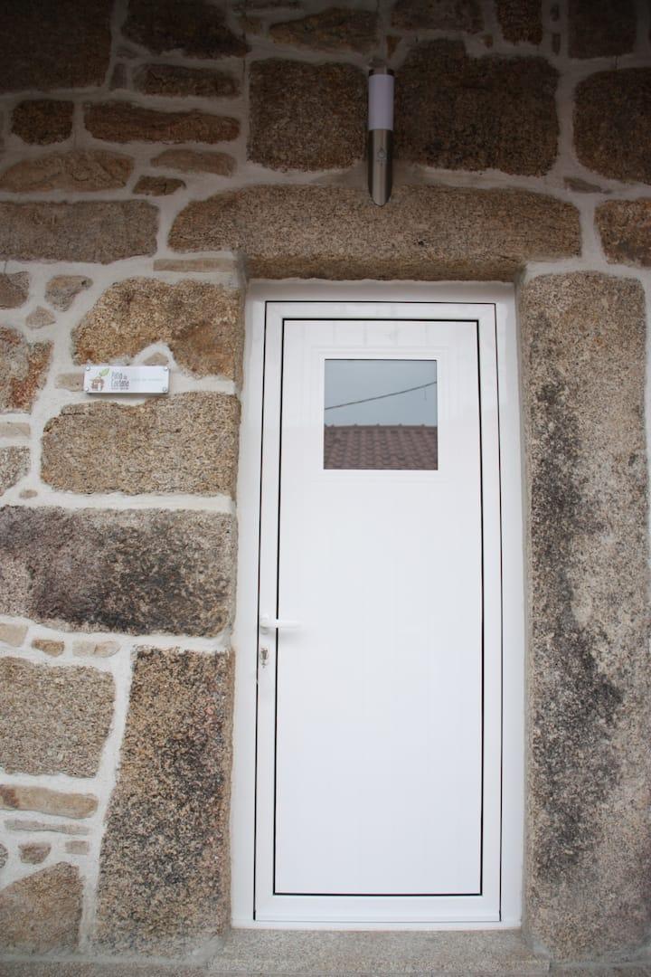 Pátio da Caetana-Casa da Anabela-max. 2 pessoas