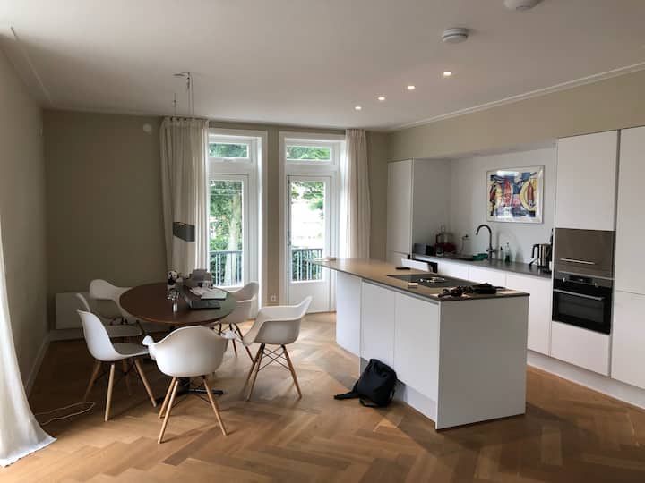 Lovely renovated home in Amsterdam South near RAI